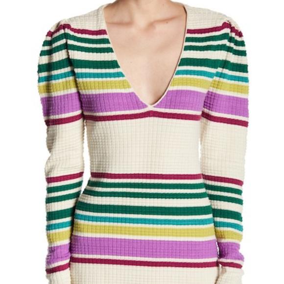 09f6e1d806 Free People Gidget Knit Sweater Dress